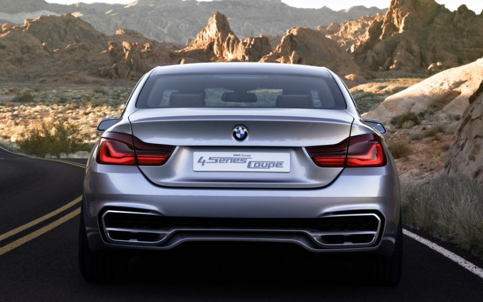 BMW-4-Series-coupe-concept-rear